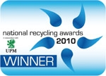 02. National Recycling Awards - Winner